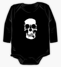 221b Baker Street Skull Kids Clothes