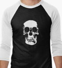 221b Baker Street Skull Men's Baseball ¾ T-Shirt