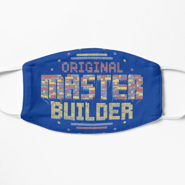 Original Master Builder Flat Mask