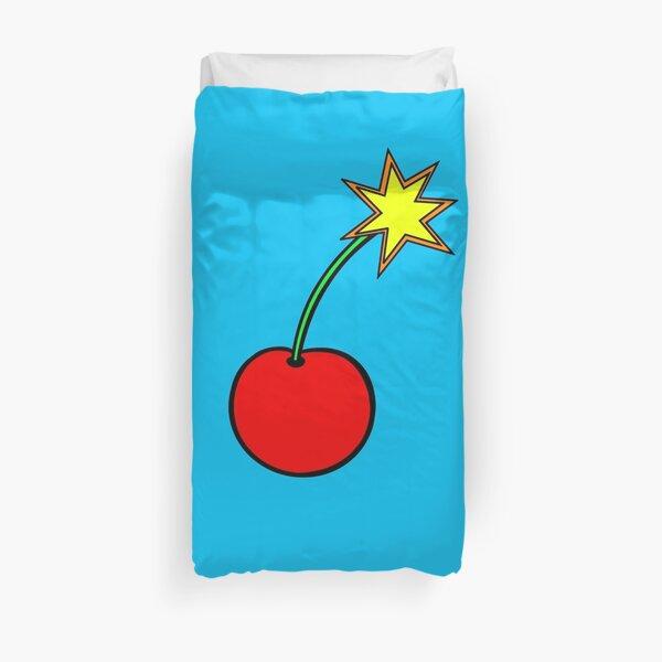 Cherry Bomb Duvet Cover