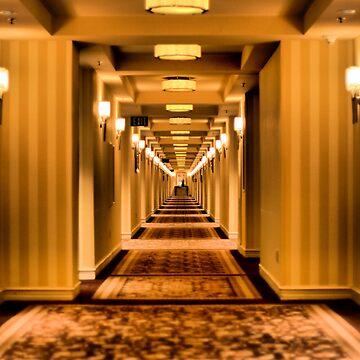 Creepy Corridor by GlennR