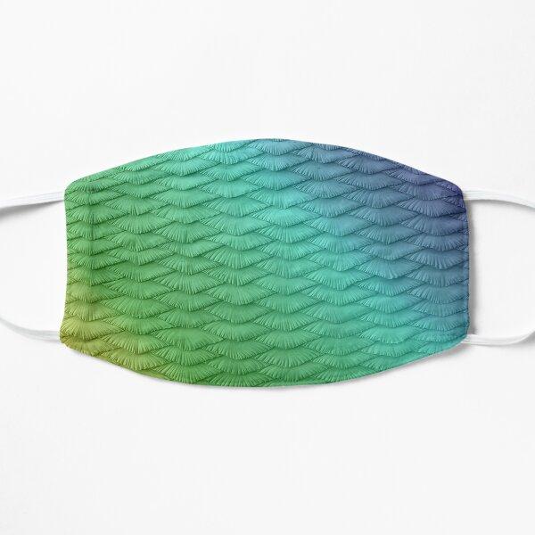 Scaled Rainbow Mask