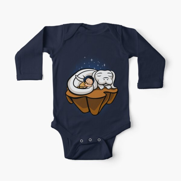 NeverEnding Friendship Long Sleeve Baby One-Piece