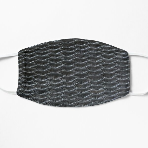 Black Scales Mask