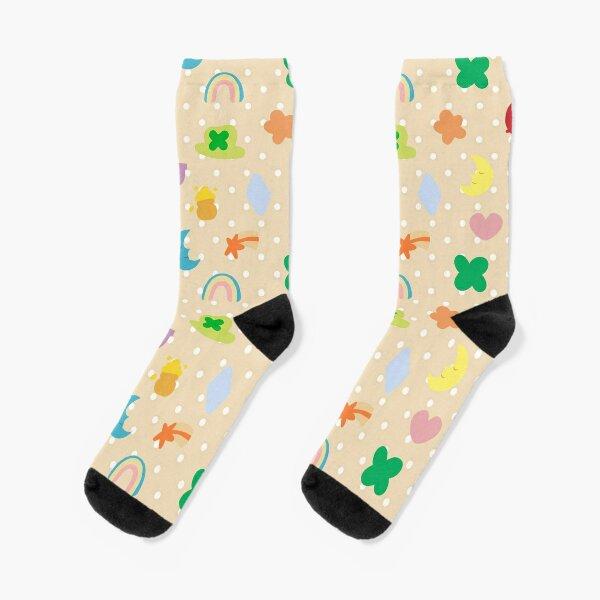 The Luckiest Charms Socks