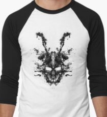 Imaginary Inkblot- Donnie Darko Shirt Men's Baseball ¾ T-Shirt