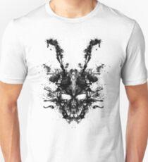 Camiseta ajustada Mancha de tinta imaginaria- Donnie Darko