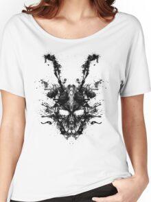 Imaginary Inkblot- Donnie Darko Shirt Women's Relaxed Fit T-Shirt