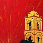 Ojai Sunset by Guy Wann
