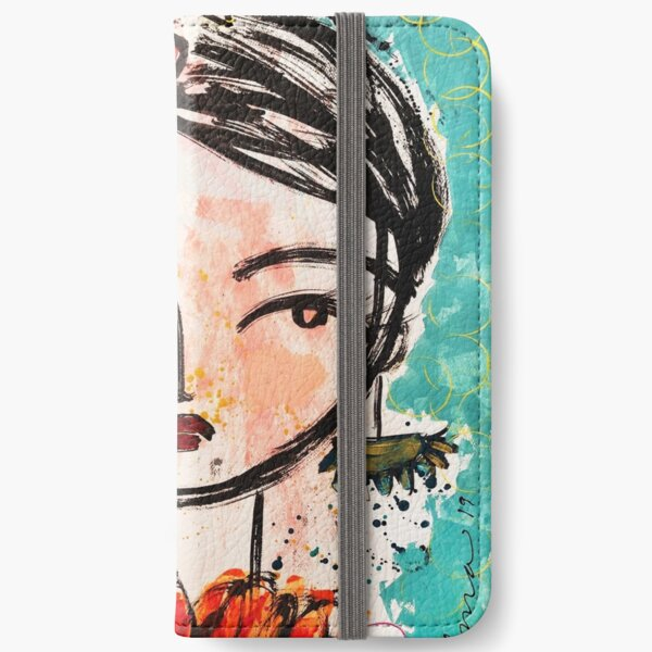 Adela iPhone Wallet