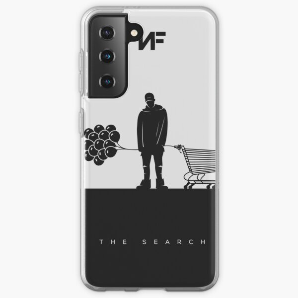 NF - The Search Samsung Galaxy Soft Case