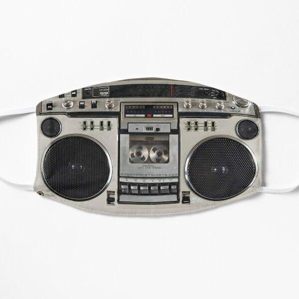 Vintage 80er Boombox Ghettoblaster Maske