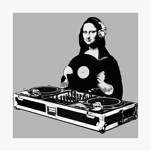 DJ Mona Lisa Impression photo