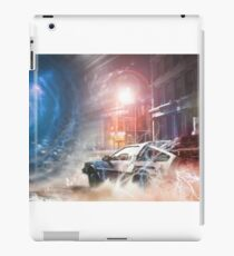 Back to the Future Tribute iPad Case/Skin