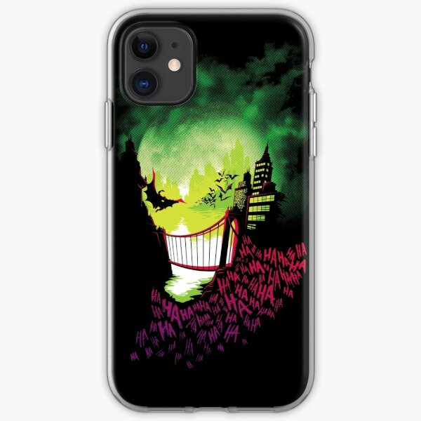 City of Smiles iPhone Soft Case