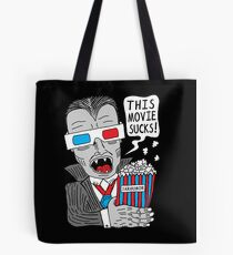 This Movie Sucks Tote Bag