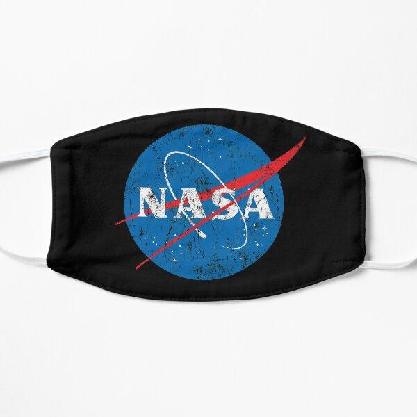 Logo de la NASA en détresse Vintage Masque sans plis