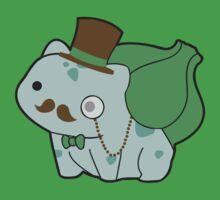 Bulbasaur Gentlemon