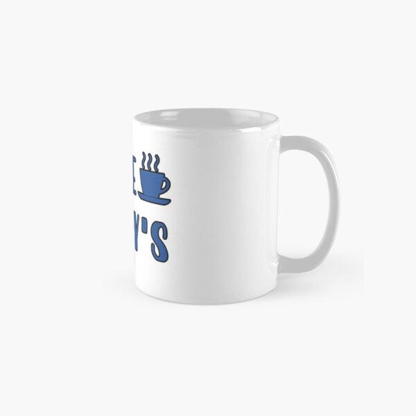 Latte Larry's Mug Classic Mug