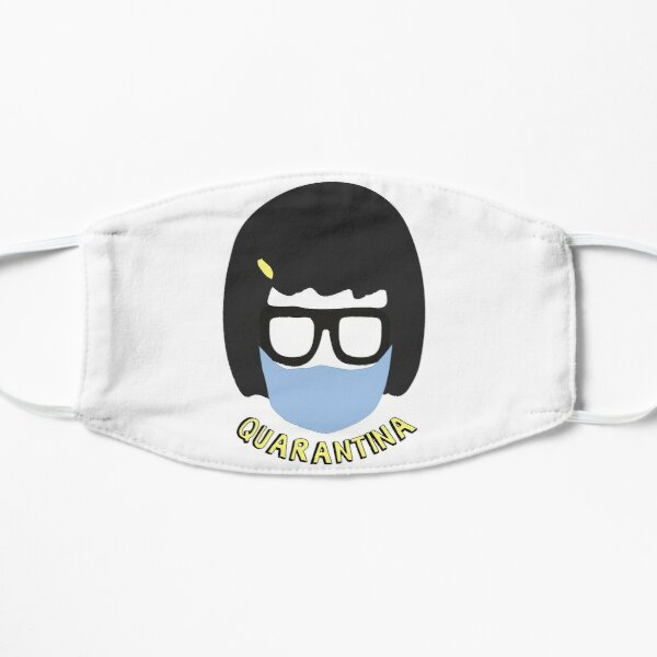 Quarantina Flat Mask