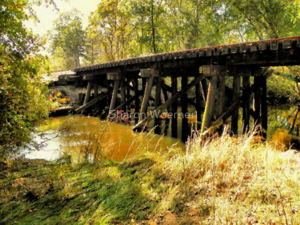 Autumn Travels by Sharon Woerner