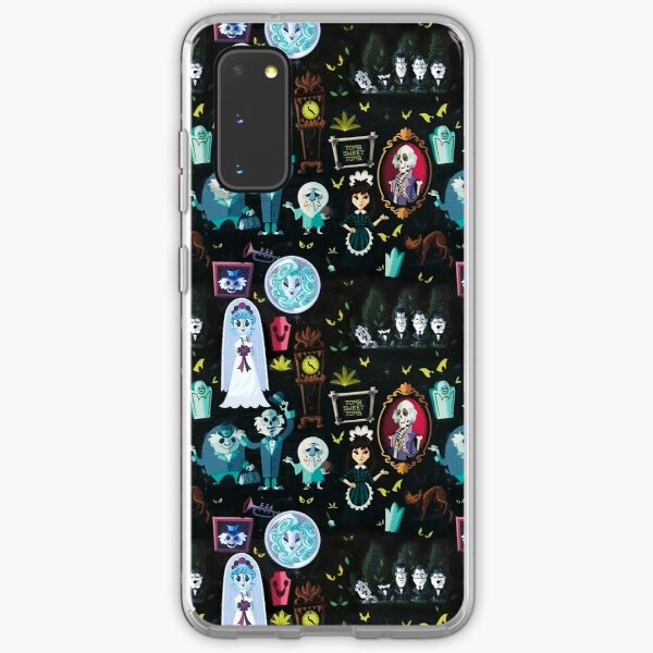 999 Happy Haunts Samsung Galaxy Soft Case