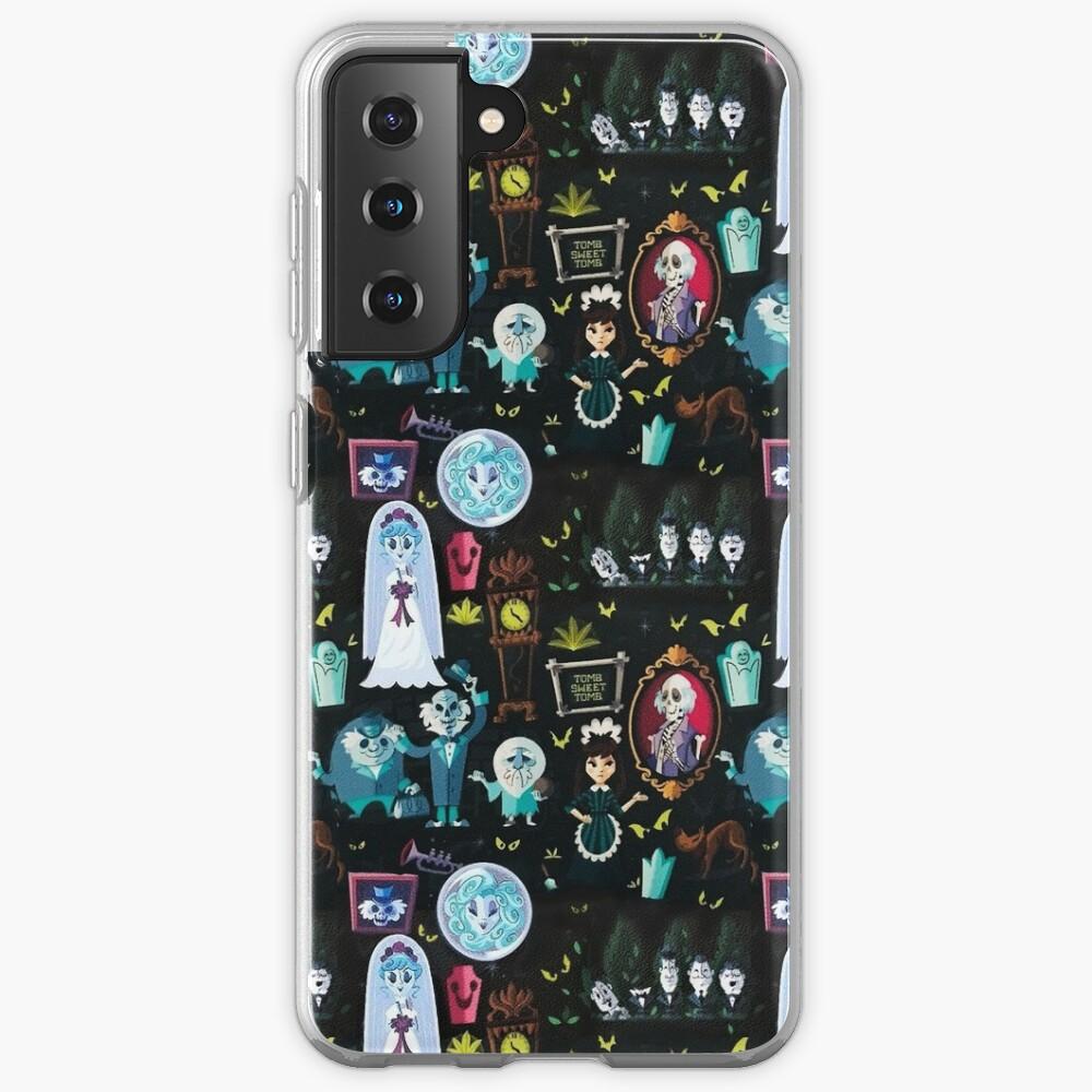 999 Happy Haunts Case & Skin for Samsung Galaxy