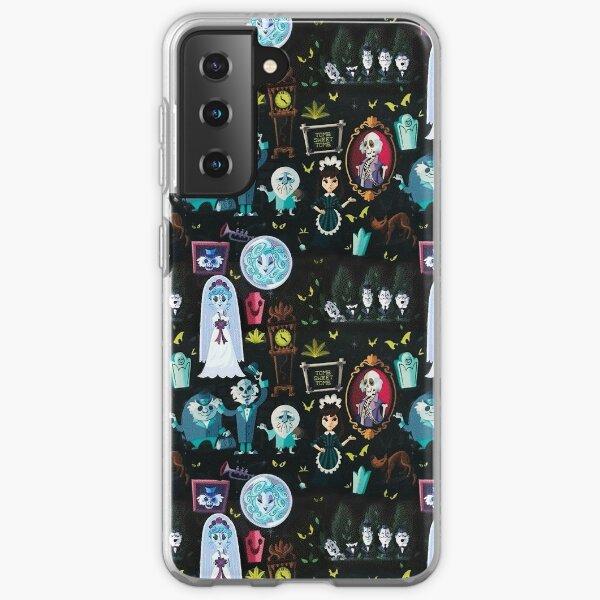 999 Happy Haunts Samsung Galaxy Soft Case
