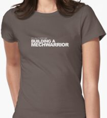 I'd rather be Building a Mechwarrior T-Shirt