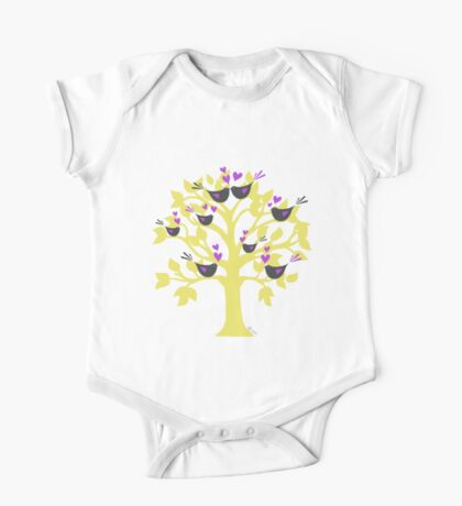 songbirds in love Kids Clothes