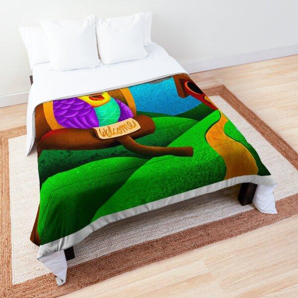 Welcome Home Comforter