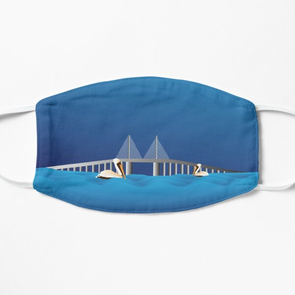 Sunshine Skyway Bridge Mask