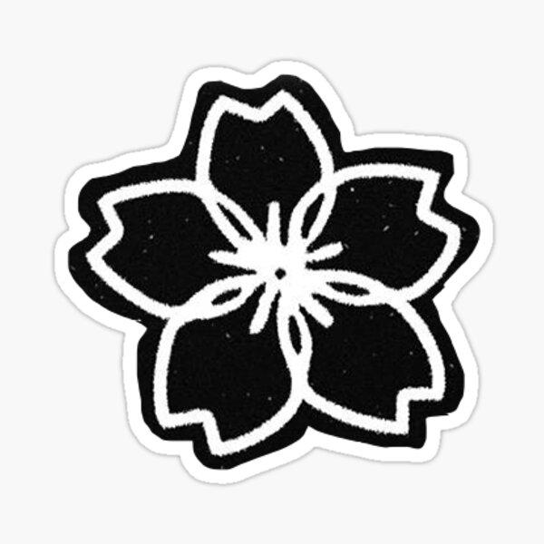 Joji: Flower Tattoo  Sticker