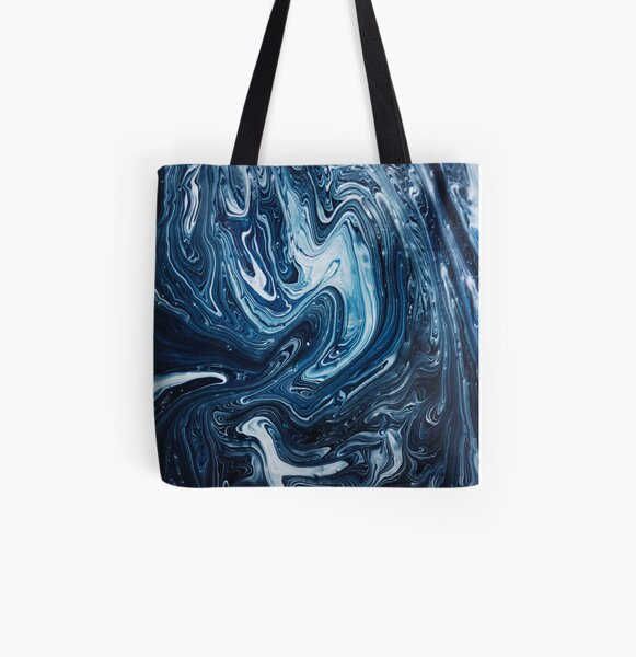 Gravity III All Over Print Tote Bag