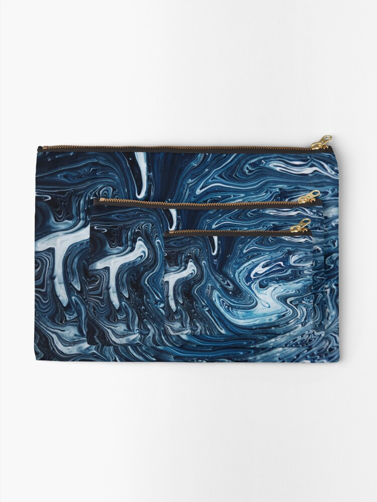 Alternate view of Gravity III Zipper Pouch