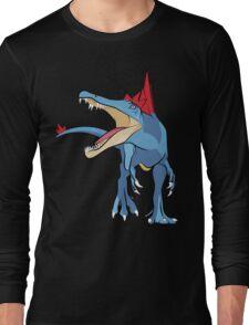 Pokesaurs - Spinosaurus Johtoiacus Long Sleeve T-Shirt