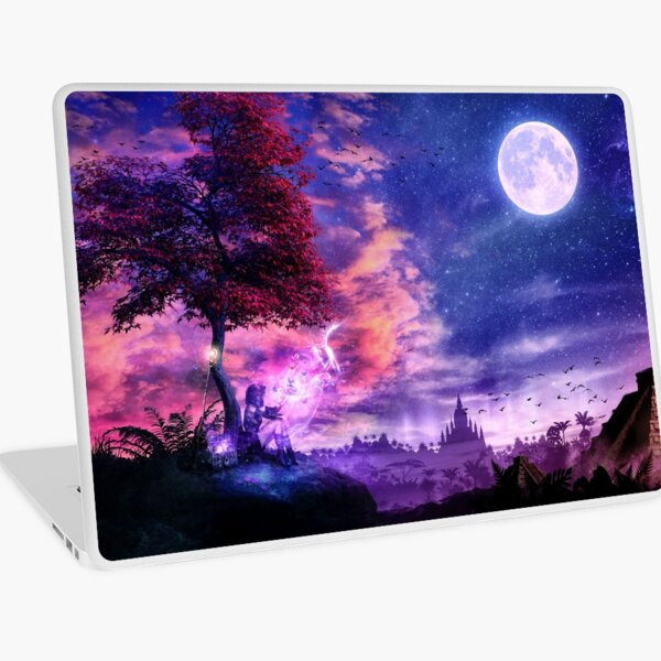 A Place For Fairy Tales Laptop Skin