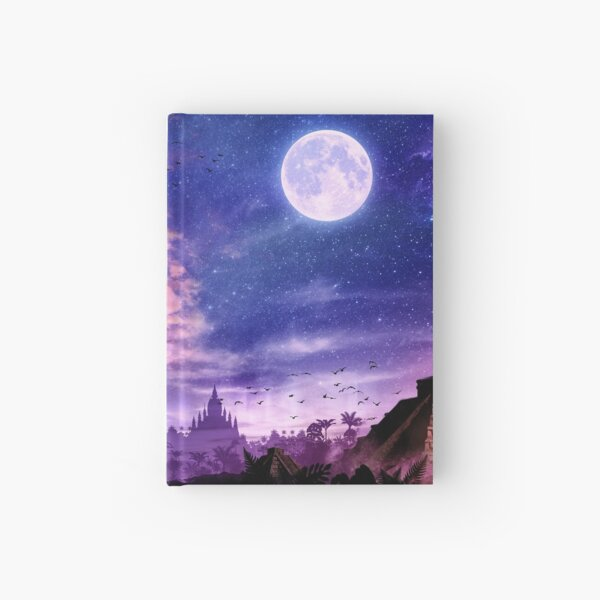 A Place For Fairy Tales Hardcover Journal