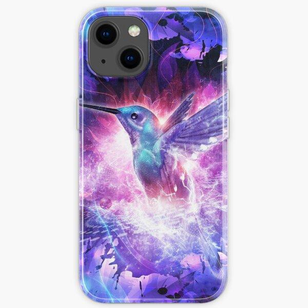 Hummingbird Love iPhone Soft Case
