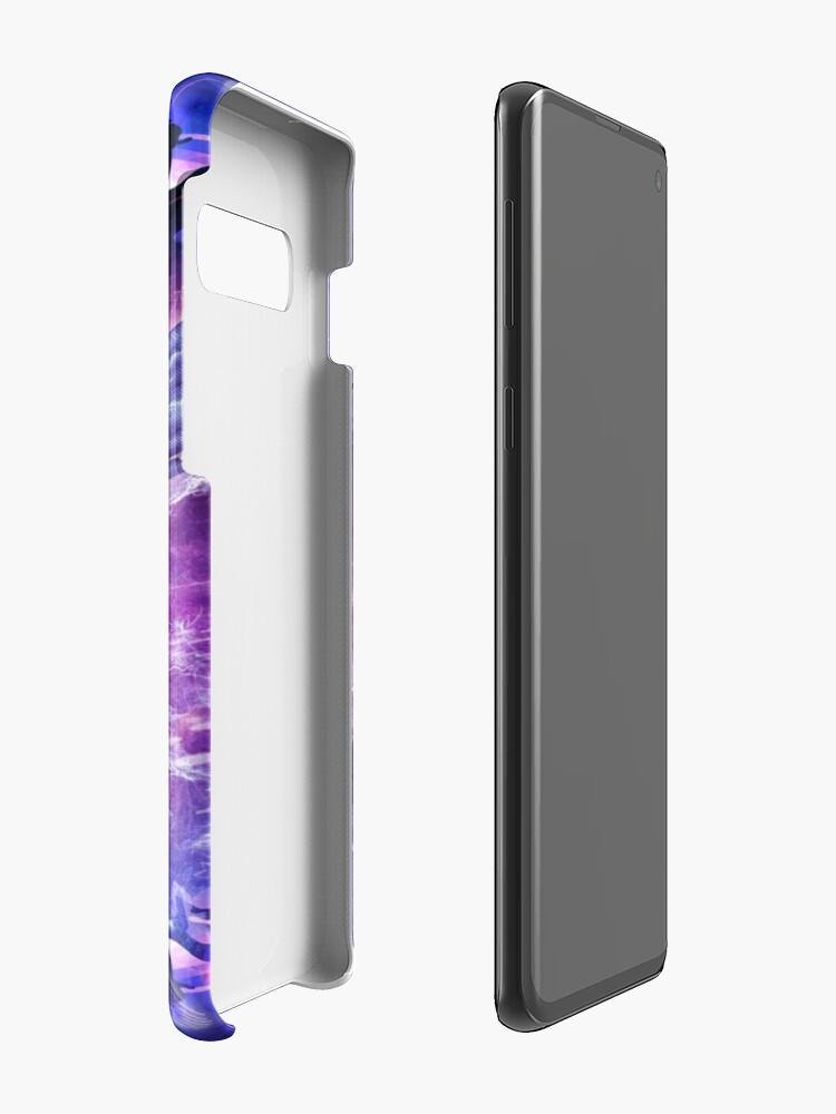 Alternate view of Hummingbird Love Case & Skin for Samsung Galaxy
