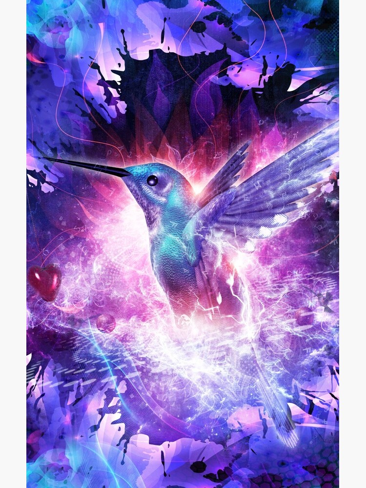 Hummingbird Love by CameronGray