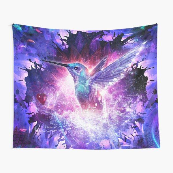 Hummingbird Love Tapestry