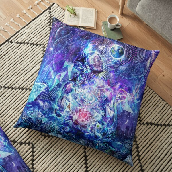 Transcension Floor Pillow