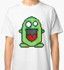 Pixel Friendly Monster Classic T-Shirt