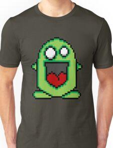 Pixel Friendly Monster Unisex T-Shirt
