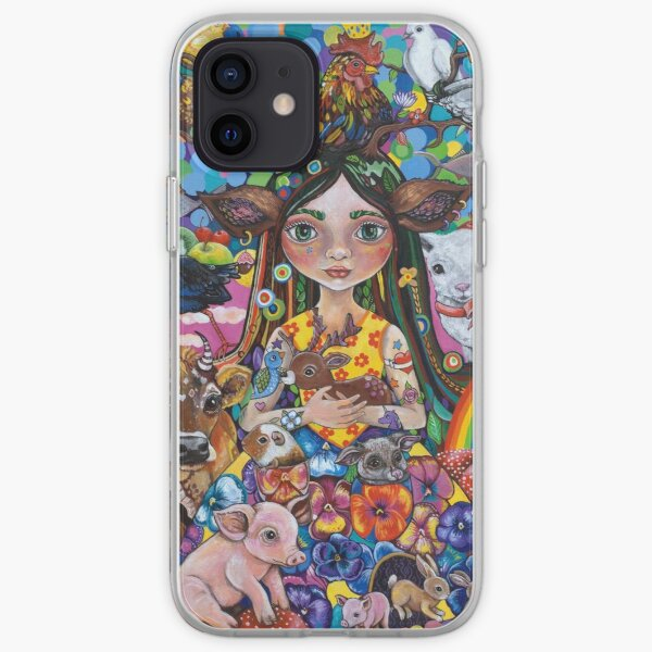 The Protector iPhone Soft Case