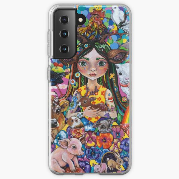 The Protector Samsung Galaxy Soft Case
