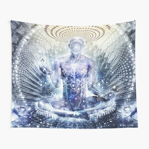 Awake Could Be So Beautiful Tapestry