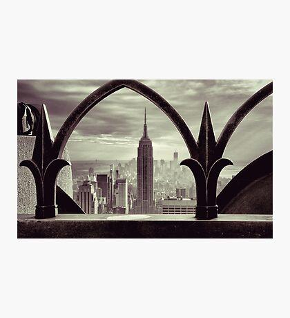 Art Deco Photographic Print