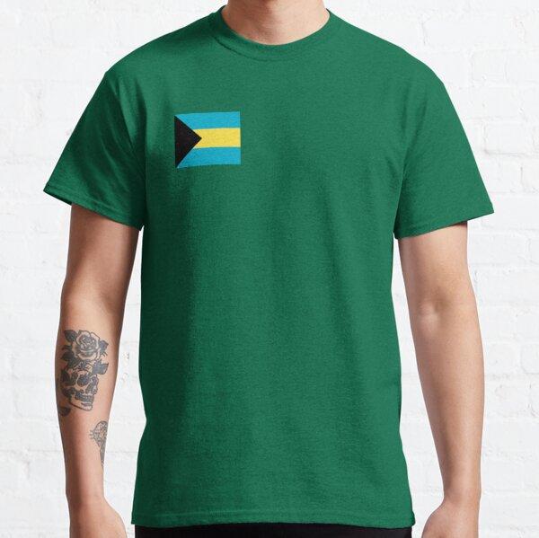 Bahamas flag Classic T-Shirt